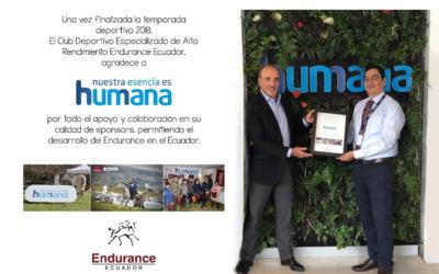 Humana con Endurance Ecuador