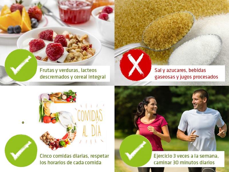 ¿Cuáles son tus propósitos nutricionales para el 2019?