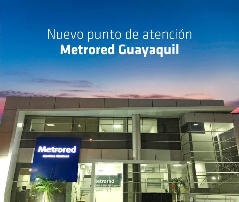 Nuevo centro Metrored en Guayaquil