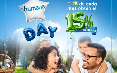Humana Day Medicity & Farmacias Económicas
