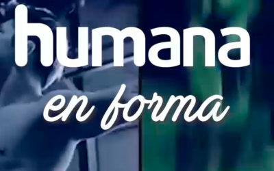 Humana en forma